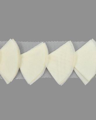 Тесьма декоративная  ш.4 см арт. ТЭ-44-3-8076.002