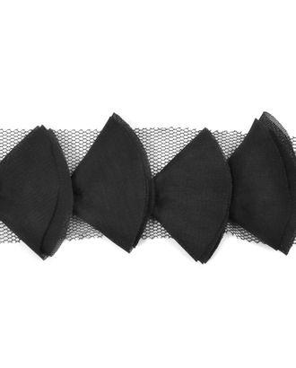 Тесьма декоративная  ш.4 см арт. ТЭ-44-2-8076.003