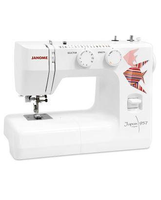 Janome Japan 957 Origami арт. СВКЛ-50-1-СВКЛ0000050