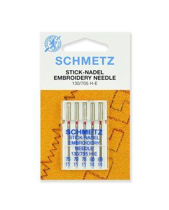 Иглы для вышивки набор, Schmetz арт. ИДВ-6-1-37114
