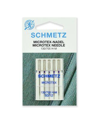 Иглы микротекс (особо острые) №80/12, Schmetz арт. ИМК-4-1-37127