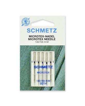 Иглы микротекс (особо острые) №90/14, Schmetz арт. ИМК-2-1-37100