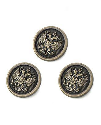 Пуговицы 36L (металл) арт. ПУМ-373-2-15876.003