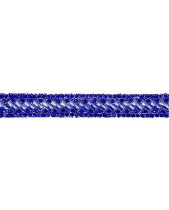 Тесьма термо стразы ш.1 см арт. ТТ-72-4-31781.004