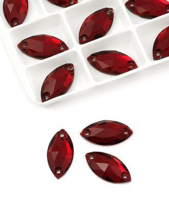 Стразы пришивные стекло р.0,9x1,8 см арт. ПСС-15-2-31438.004