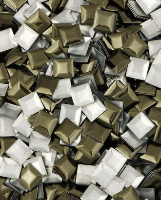 Стразы термо металл р.0,7х0,7 см арт. СТМ-42-4-30484.004