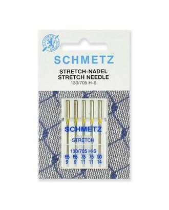 Иглы стрейч набор, Schmetz арт. ИБС-2-1-37089
