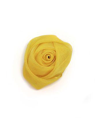 Роза органза д.3 см арт. ЦЦ-42-1-8854.004