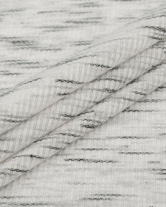 Трикотаж резинка меланж арт. ТР-6-1-20127.004