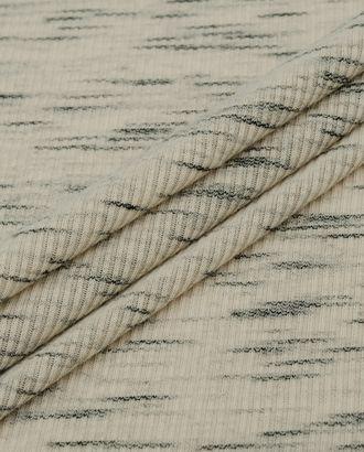Трикотаж резинка меланж арт. ТР-6-2-20127.001