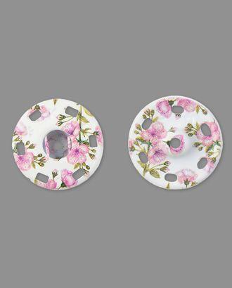 Кнопки KOH-I-HOOR №8 (д.20,9мм) арт. КНД-20-1-32459