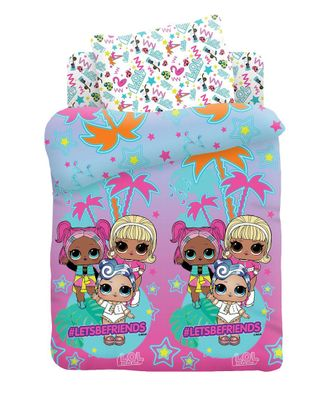 L.O.L. Surprise: Куколки подружки (Поплин КПБ детский) арт. ГИЛ-23-1-1054.009