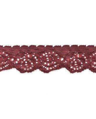 Кружево стрейч ш.2,5 см арт. КС-48-4-10282.003