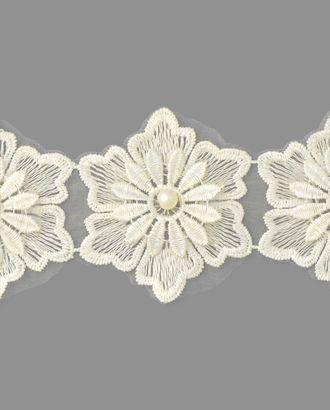 Тесьма декоративная  ш.7,5 см арт. ТДТ-5-1-18426