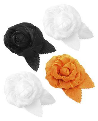 Цветы д.6 см ассорти арт. ЦП-108-2-8725.010