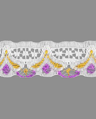 Кружево капрон ш.3 см арт. КК-132-4-18470.004