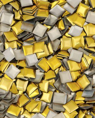 Стразы термо металл р.0,7х0,7 см арт. СТМ-42-8-30484.008