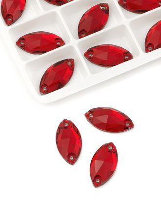 Стразы пришивные стекло р.0,9x1,8 см арт. ПСС-15-3-31438.008