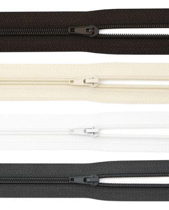 Молния спираль Т4 20см ассорти (автомат) арт. МАС-2-1-9805.009