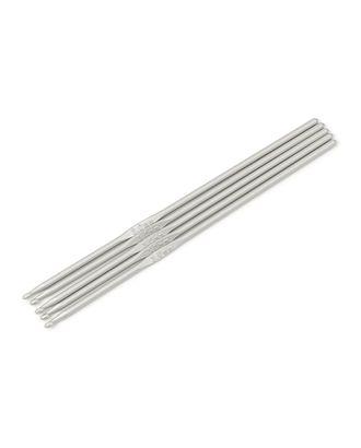 Крючки вязальные тефлоновые №3 (металл) арт. ИВЗ-48-1-9815