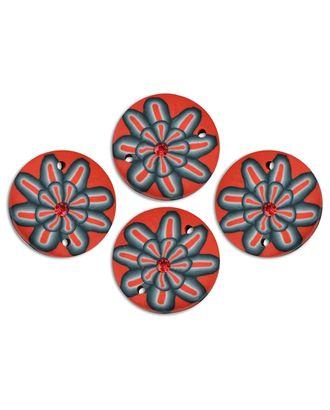 Декоративный элемент д.2,5 см арт. ДФП-67-2-8676.002