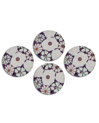 Декоративный элемент д.2,5 см (пластик) арт. ДФП-69-3-8676.007