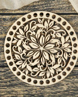 Заготовка для вязания 15см арт. ИВЗА-17-1-35553