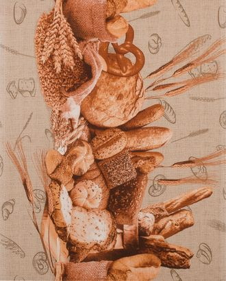 Хлеб (Полотно вафельное 50 см) арт. ПВ50-119-1-0989.036
