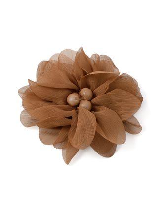 Цветок пришивной д.9 см арт. ЦЦ-24-1-8161.003