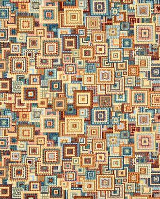 Геометрический коллаж (Гобелен 160 см) арт. ГМ-11-1-0932.002