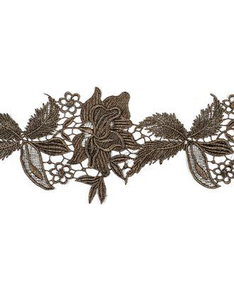 Кружево декоративное ш.12 см арт. ЭКС-21-5-6770