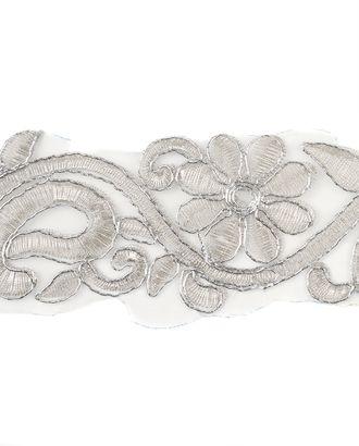Кружево декоративное ш.5,5 см арт. КРО-83-3-15746.001