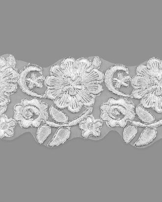 Кружево декоративное ш.6 см арт. КРО-82-3-15747.002
