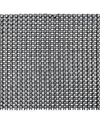 Тесьма стразы в пластике ш.11 см арт. ТМП-3-2-7834.002
