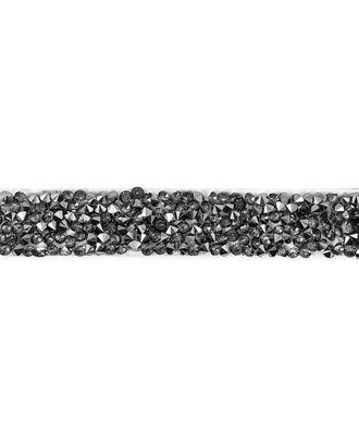 Тесьма термо стразы ш.1,5 см арт. ТТ-56-6-5561.003