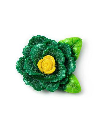 Цветы пришивные р.3x4,5 см арт. ЦЦ-76-8-11896.017