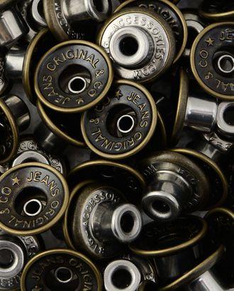 Пуговицы джинсовые 22L (металл) арт. ПМ-323-1-34621