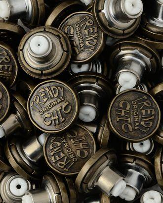Пуговицы джинсовые 22L (металл) арт. ПМ-321-3-34634.001