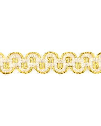 Тесьма декоративная ш.1,3 см арт. ТМ-362-1-31637.002