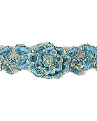 Кружево декоративное ш.6 см арт. КРО-126-1-31711.003