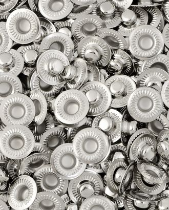 Часть кнопки Альфа д.11,5мм (металл) арт. КУА-21-1-34463