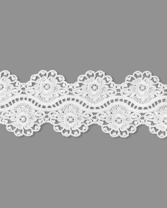 Кружево плетеное ш.6,5 см арт. КП-236-2-31737.001