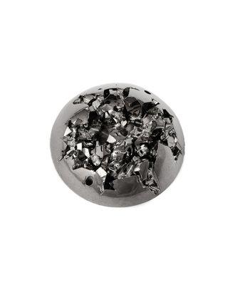 Стразы пришивные акрил д.3,5 см арт. СПП-9-1-32945.002