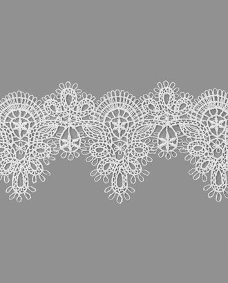 Кружево плетеное ш.7,5 см арт. КП-238-1-31749.001