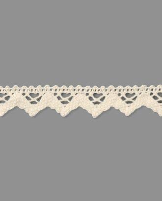 Кружево лен ш.1,7 см арт. КЛ-215-2-34313.001
