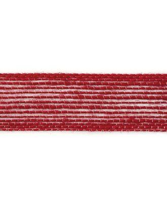 Тесьма лен ш.2,5 см арт. ТЛ-19-5-34835.005