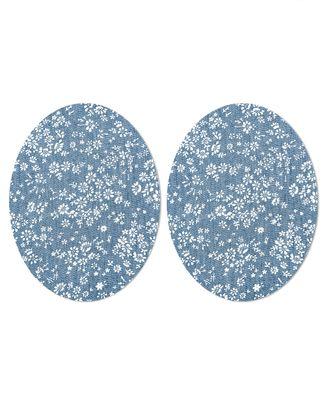Заплатки джинс р.11х14 см арт. АТЗ-22-1-33649.002