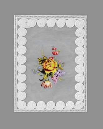 Аппликация пришивная р.15х19 см арт. АПД-13-1-31063