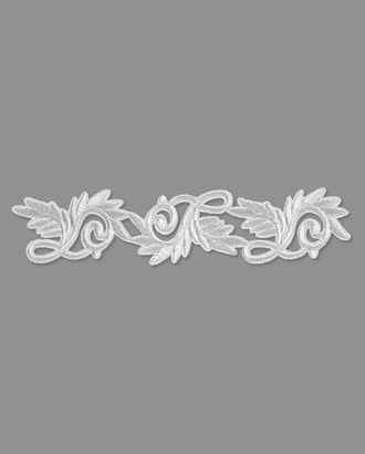 Аппликация термо р.4x18,5 см арт. АДУ-61-2-33668.001