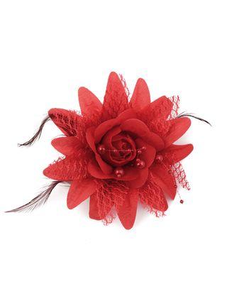 Цветок-брошь д.10,5 см арт. ЦБ-30-1-30374